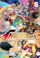 The King Of Fighters: A New Beginning Vol. 6