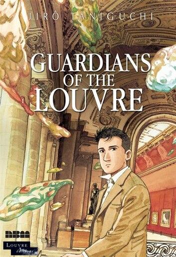 Guardians Of The Louvre by Jirô Taniguchi