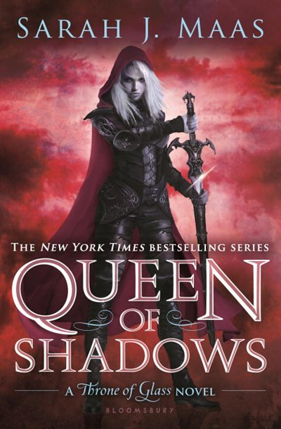 Book Queen Of Shadows (signed Edtn): A Throne Of Glass Novel, #4 by Sarah J. Maas