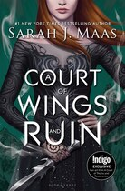 Book A Court of Wings and Ruin: Indigo Exclusive Edition by Sarah J. Maas