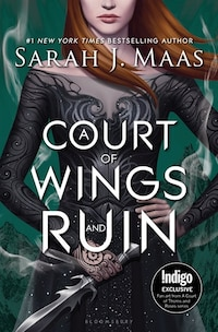 A Court of Wings and Ruin: Indigo Exclusive Edition