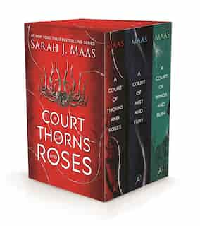 A Court Of Thorns And Roses Box Set by Sarah J. Maas