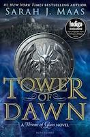 TOWER OF DAWN INDIGO EXCLUSIVE: Indigo Exclusive Edition