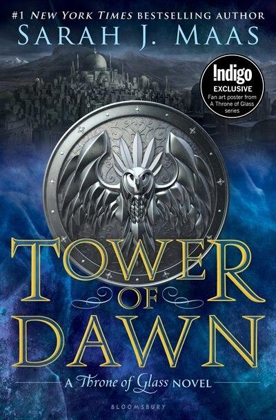 TOWER OF DAWN INDIGO EXCLUSIVE: Indigo Exclusive Edition by Sarah Maas