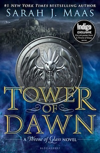 Tower of Dawn: Indigo Exclusive Edition