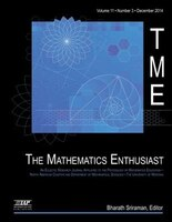 The Mathematics Enthusiast Journal, Volume 11, Number 3