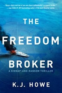 Book The Freedom Broker by K.j. Howe