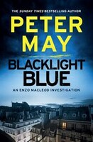 Book Blacklight Blue by Peter May