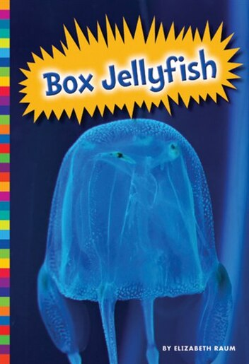 Box Jellyfish by Elizabeth Raum