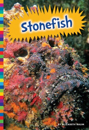 Stonefish by Elizabeth Raum