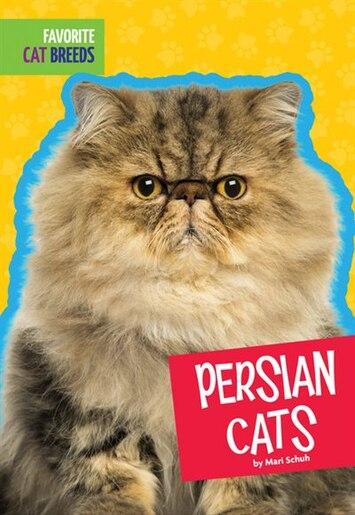 Persian Cats by Mari Schuh