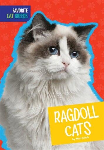 Ragdoll Cats by Mari Schuh