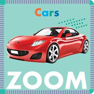 Cars Zoom by Rebecca Glaser