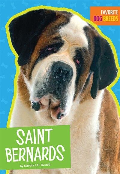 Saint Bernards by Martha E.H. Rustad