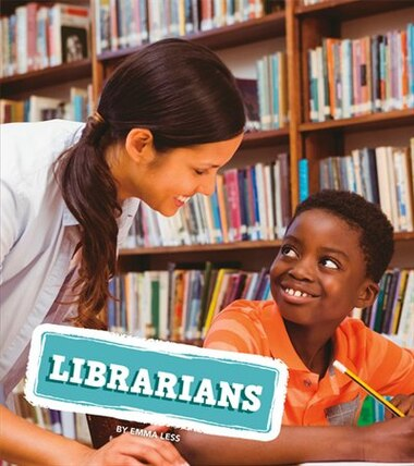 Librarians by Emma Less