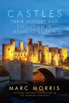 Castle: A History Of The Architecture That Shaped Medieval Britain