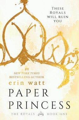 Book Paper Princess: A Novel by Erin Watt