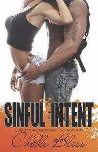 Sinful Intent: Alfa Pi, Book 1