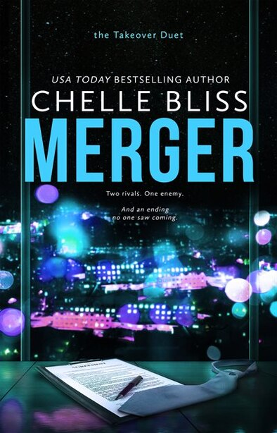 Merger: Takeover Duet, Book 2 by Chelle Bliss