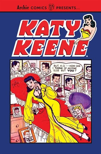 Katy Keene by Archie Superstars