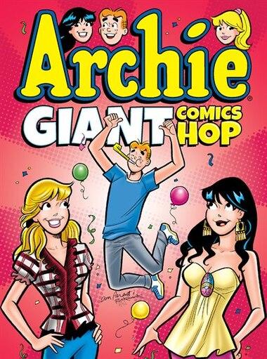 Archie Giant Comics Hop by Archie Superstars