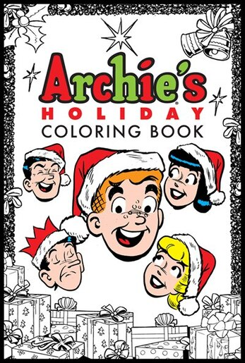 Archie's Holiday Coloring Book by Archie Superstars