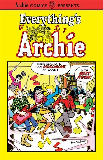 Everything's Archie Vol. 1 by Archie Superstars