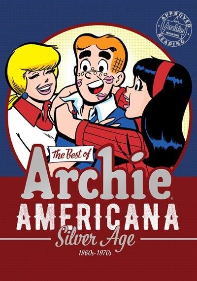 The Best Of Archie Americana Vol. 2: Silver Age by Archie Superstars