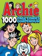 Book Archie Comics 1000 Page Comics Compendium by Archie Superstars