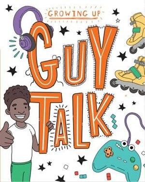 Guy Talk by Lizzie Cox