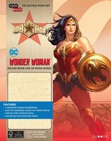 IncrediBuilds: Wonder Woman Deluxe Book and Model Set