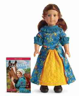 Felicity Mini Doll and Book by American Girl