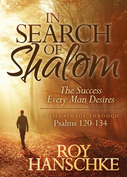 In Search Of Shalom: The Success Every Man Desires by Roy Hanschke