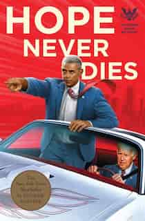 Hope Never Dies: An Obama Biden Mystery by Andrew Shaffer
