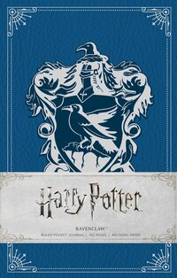 Harry Potter: Ravenclaw Ruled Pocket Journal