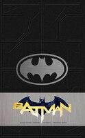 Batman Ruled Pocket Journal