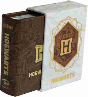 Harry Potter: Hogwarts School Of Witchcraft And Wizardry (tiny Book) by Jody Revenson