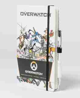 Overwatch: Hardcover Ruled Journal With Pen by Insight Editions