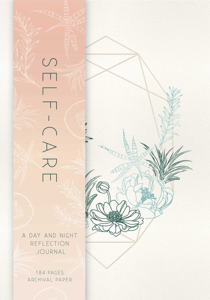 Self-Care: A Day and Night Reflection Journal (90 Days) by Insight Editions