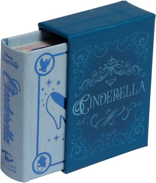 Disney Cinderella (tiny Book) by Brooke Vitale
