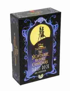 The Nightmare Before Christmas Tarot Deck And Guidebook de Minerva Siegel