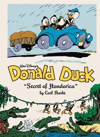 Walt Disney's Donald Duck: The Secret Of Hondorica