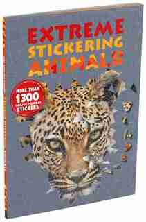 Extreme Stickering Animals by Any Puzzle Media