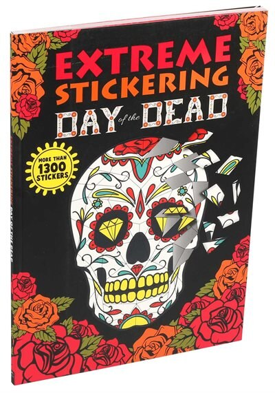 Extreme Stickering Day Of The Dead by Any Puzzle Media