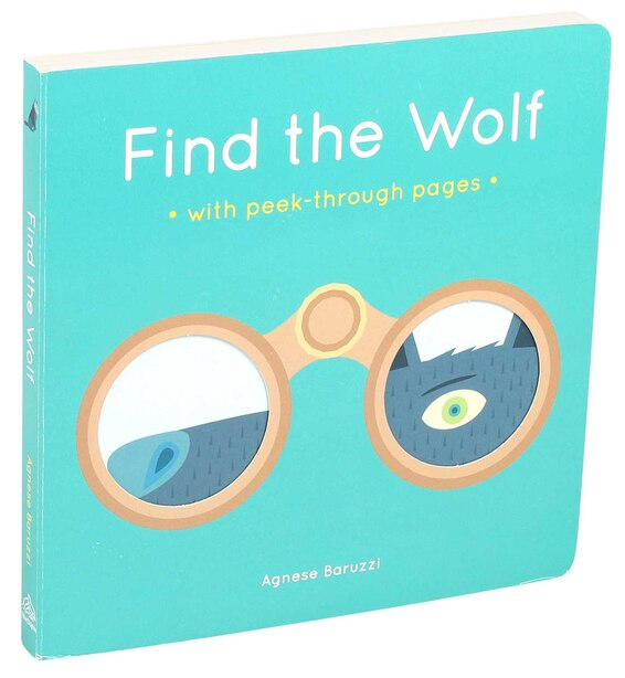 Find the Wolf by Carly Blake