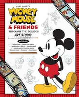 Disney Mickey Mouse & Friends Through the Decades Art Studio