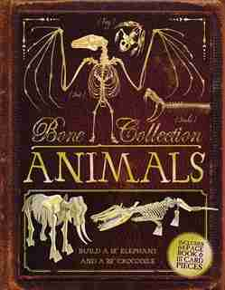 Bone Collection: Animals by Rob Colson