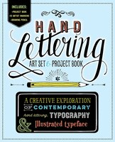 Hand Lettering: Art Set & Project Book