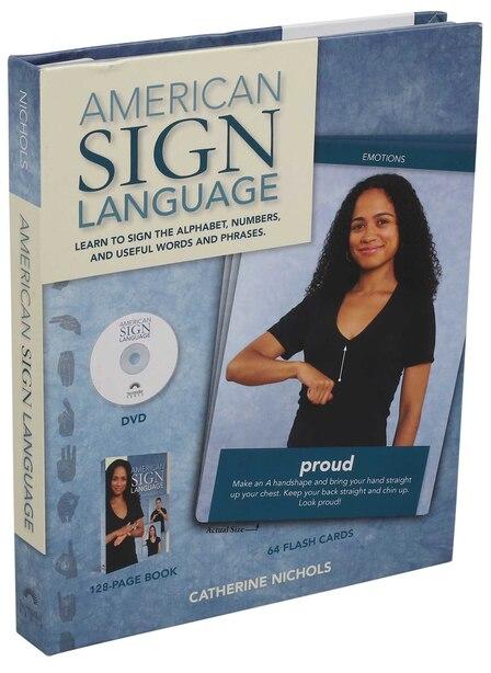 American Sign Language by Catherine Nichols