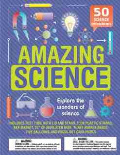 Science Lab: Amazing Science by Sally MacGill